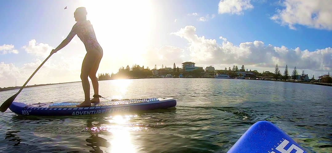 Paddleboarding Became My Favourite Obsession